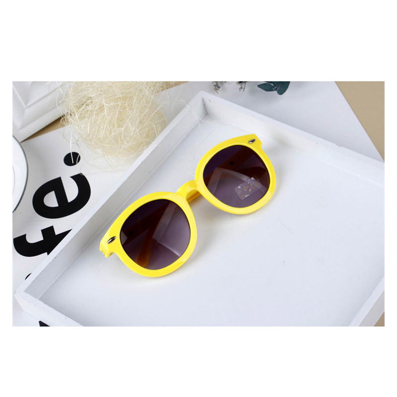Kids Sunglasses Gafas Oculos De Sol Multi Frames Retro Children Black Uv400 Apparel Accessories