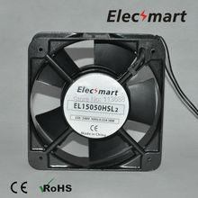 AC220V 150 мм* 150 мм* 50 мм 2 контактный разъем вентилятор охлаждения для компьютера чехол Процессор радиатор