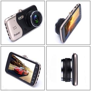 Image 5 - Podofo Novatek 96658 4.0 Inch IPS Screen Dual Lens Car DVR Camera Full HD 1080P Vehicle Video Recorder Dash Cam