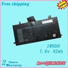 1WND8 Аккумулятор для ноутбука Dell широта 5285 7,6 v 42wh батарея