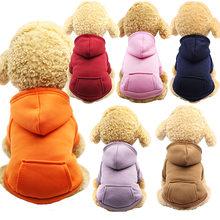 Vêtements d'hiver pour chiens | Vêtements pour animaux de compagnie, à capuche solide, pour petits chiens moyens, vêtements pour animaux de compagnie, Ropa Perro