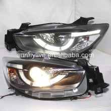 For Mazda CX-5 LED front light 2012-2015 TW