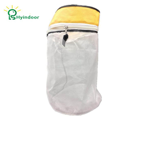 Image 4 - Hyindoor  Zipper Filter Bags Bubble Hash Herbal Extract Herb Extraction 5 Gallon 220 Micron