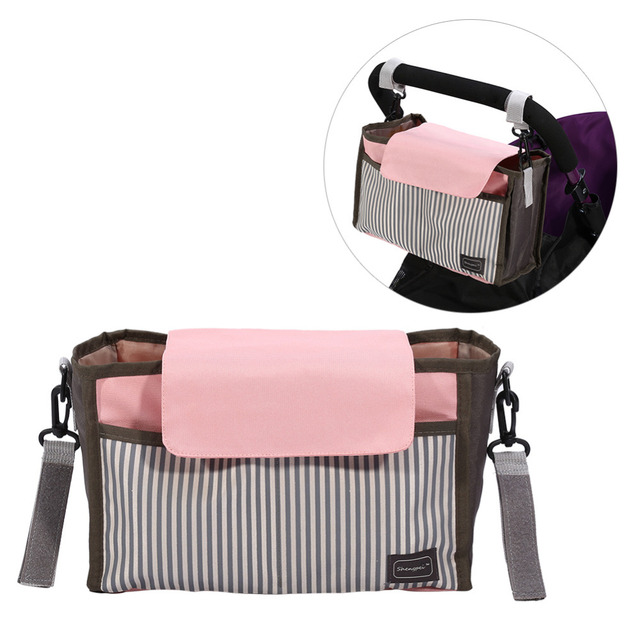 Diaper Bag Baby Storage Bag for Baby Stuff2 Styles