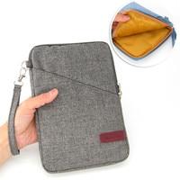 Soft Shockproof Hand StrapTablet Sleeve Pouch Bag For Huawei MediaPad M3 BTV W09 BTV DL09 8