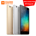 "Original Xiaomi Redmi 3S  Mobile Phone Snapdragon 430 Octa core 4100mAh 5.0""  2GB RAM 16GB ROM Metal Body Global Firmware"