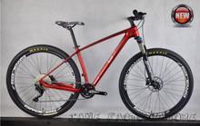 2017 DIRDER nowy rower z włókna węglowego T700 rower górski 27 5 Ultralight rowerów cyklu M610 przerzutka i hamulec hydrauliczny tanie tanio 11 kg Podwójne hamulce tarczowe 0 1 m3 Ropy naftowej i gazu widelec (sprężystości powietrza olej tłumienia) SEQUEL