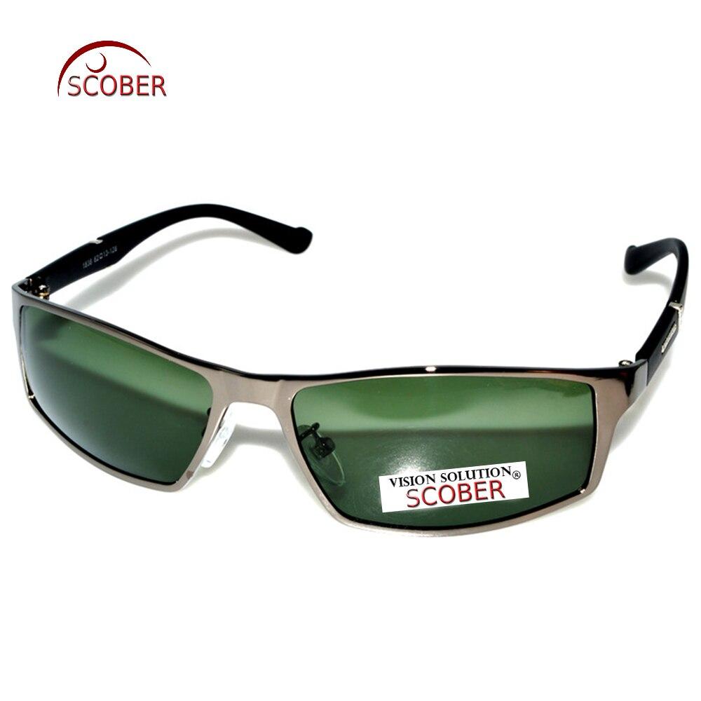 = SCOBER = TR90 Temple Designers Polarisierte Sonnenbrille Grau Braun - Bekleidungszubehör - Foto 1
