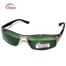 =CLARA VIDA= Rectangle Wood Grain TR90 Temple Designers Polarized Sunglasses Custom Made Nearsighted Minus Prescription -1 to -6