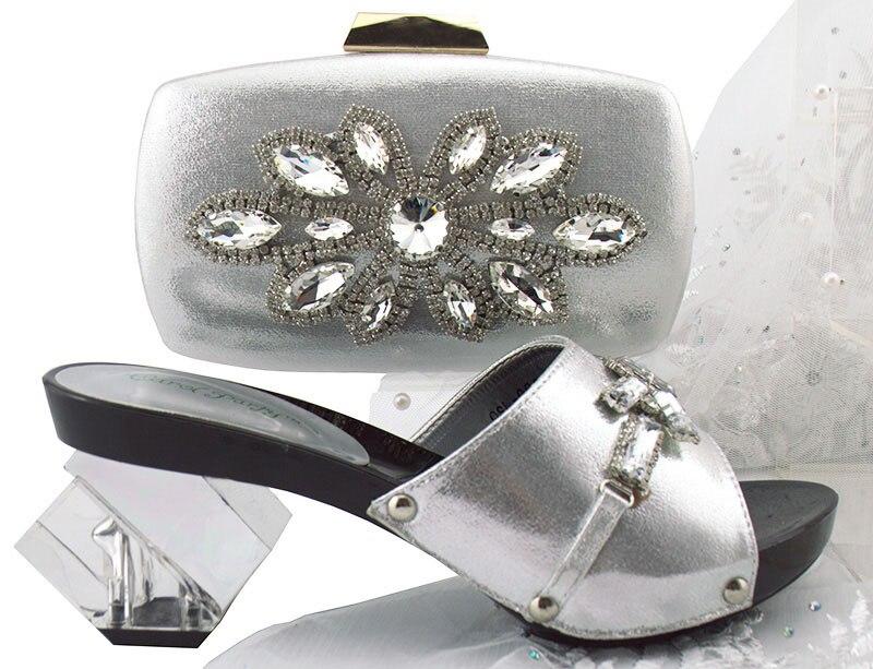 Conjunto Moda Zapatos Mujer 6 Alta Calidad Más 3 Bolsos El 8 Extraño Y De 1 4 Nuevo Estilo Europeo Partido 5 7 Bolsas 2 Melocotón Rhinestone Para 8nXwq8xPpC