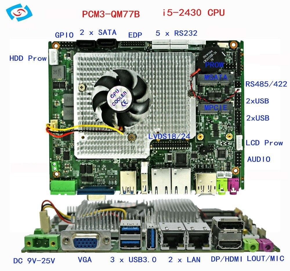 High Quality Motherboard Ddr3 Support LGA 775 I7 Motherboard Bundle