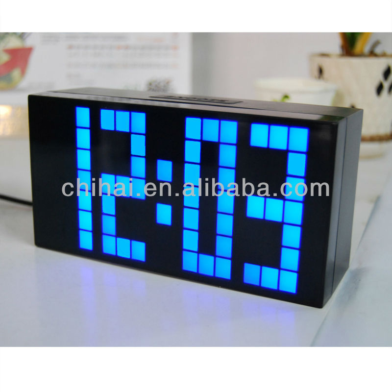Online Shop Free Shipping ! Promotion ! Calendar And Thermometer Alarm Bathroom  Clocks Digital | Aliexpress Mobile