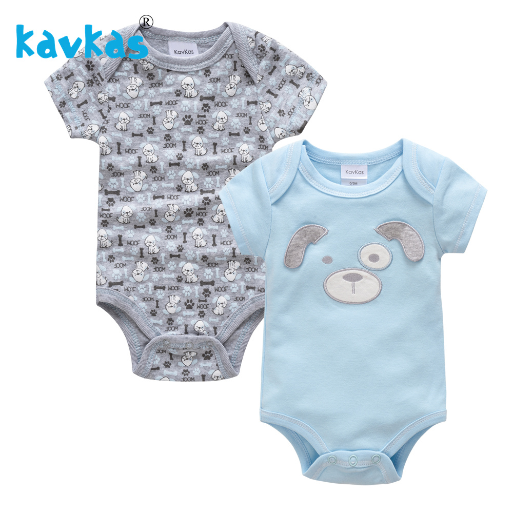 Kavkas/Пижама для младенцев 4 шт./компл. короткий рукав новорожденных Пижама для маленьких мальчиков/младенцев Одежда для маленьких мальчиков bossa nova - Цвет: HY2080