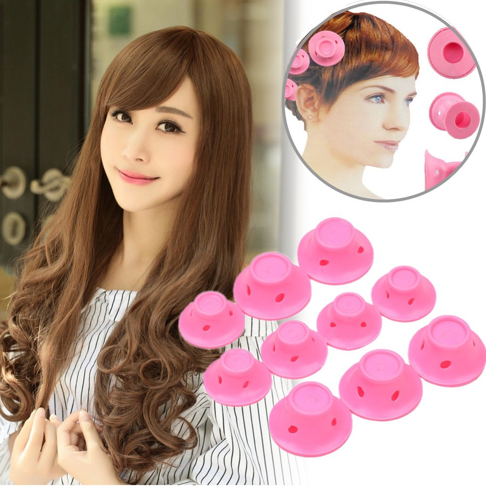 10PC-Soft-rubber-rizadores-pelo-DIY-Hair-Styling-Roller-Curler-Hairdress-Magic-curly-hair-style-Tool__