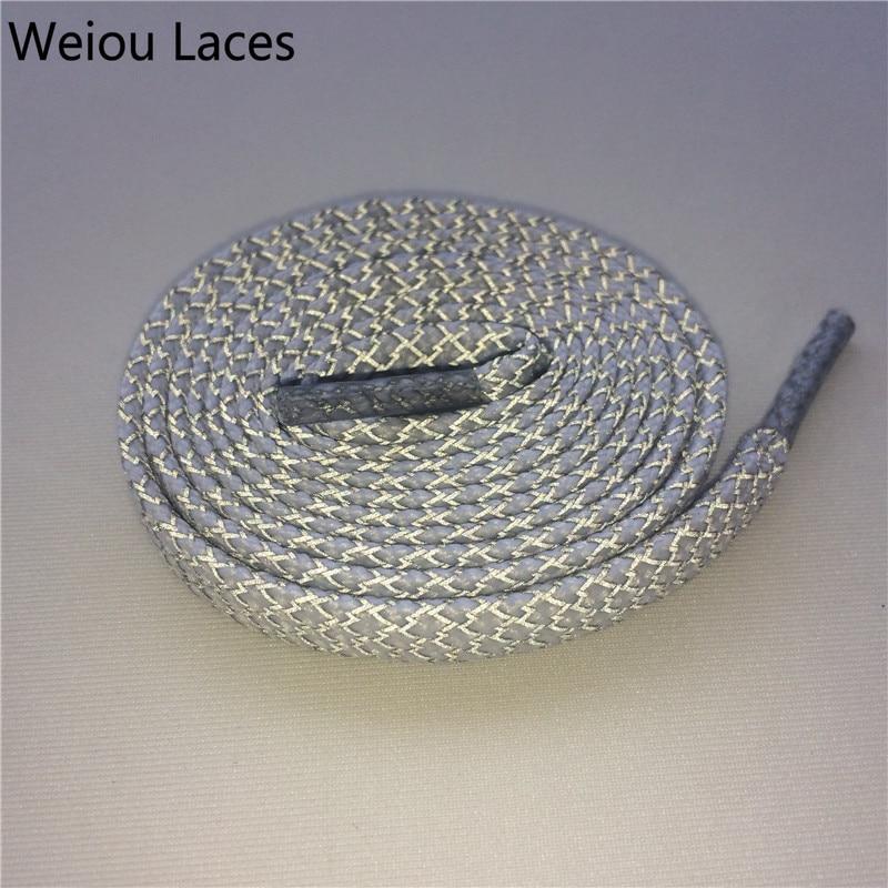 Officielle Weiou Nouveau Plat 3 M Lacets Réfléchissants Coureur - Accessoires pour chaussures - Photo 4