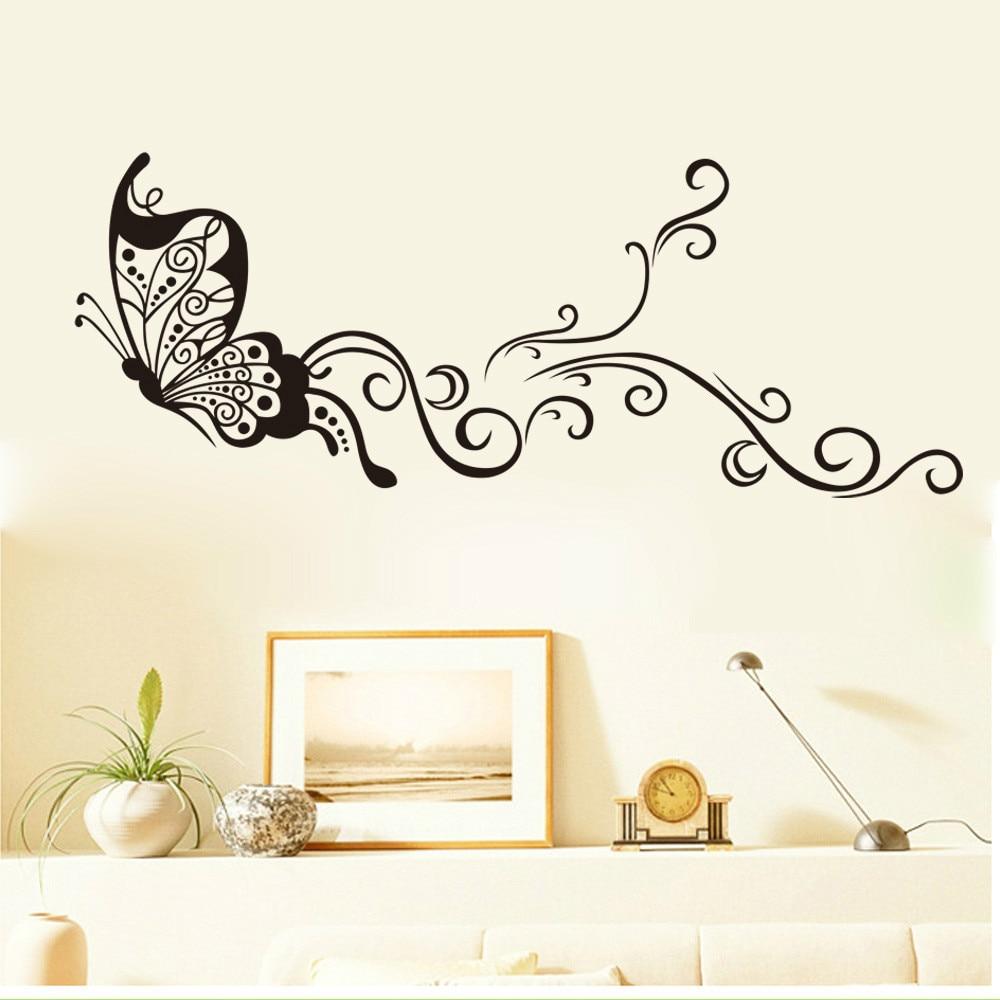 Compra plantillas de pared para la decoraci n online al - Plantillas para paredes ...