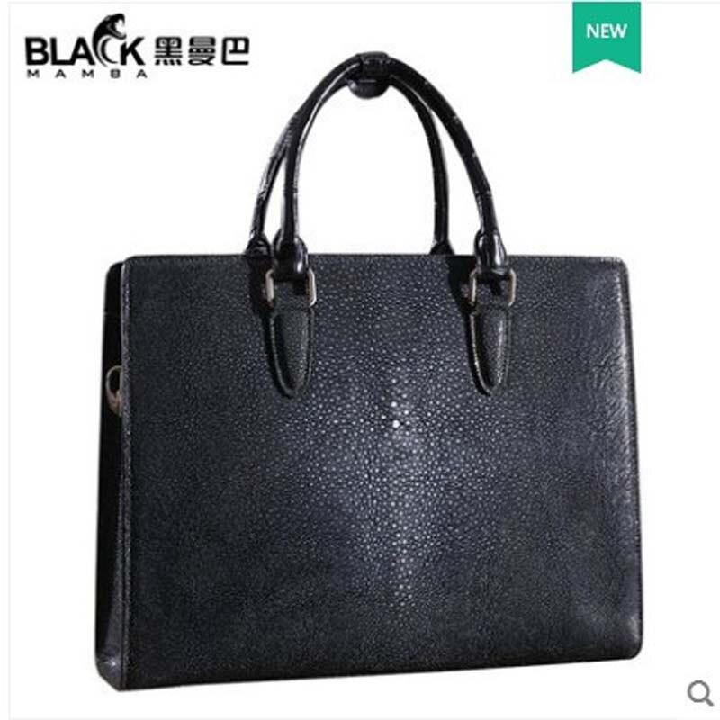 Heimanba новая стильная жемчужная сумка с изображением рыбы для мужчин, деловой портфель из натуральной кожи, кожаная сумка на одно плечо для му