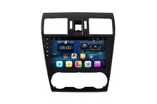 9″Android 6.0 Car Dvd Gps Navi Audio for Subaru Forester 2012-2014 1024*600 OBD 1GB Wifi 3G support Original Steering wheel