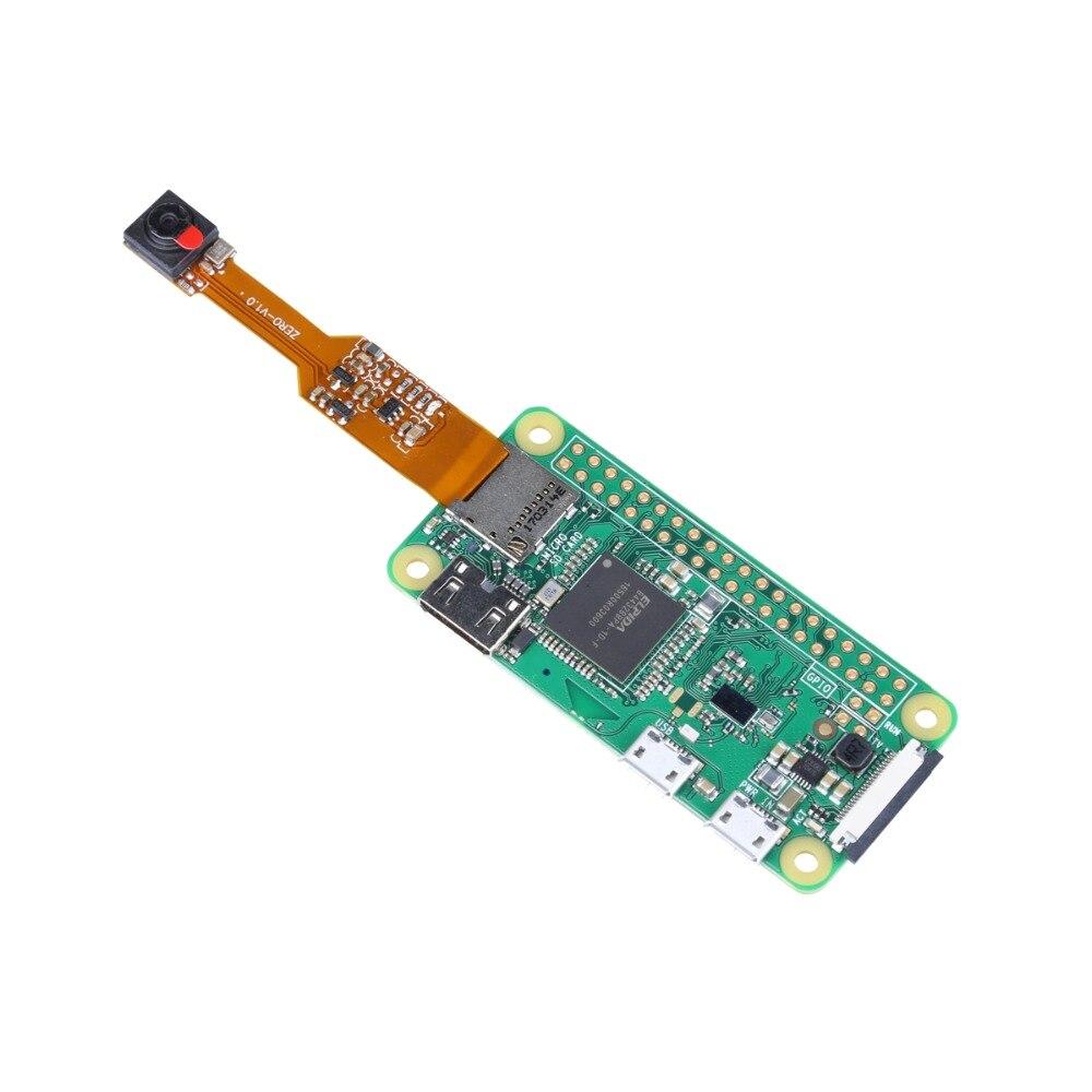 Camera Module For Raspberry Pi Zero  5MP Webcam Support 1080p30 720p60 640x480 Video Record Support Raspberry Pi Zero V1.3 Only