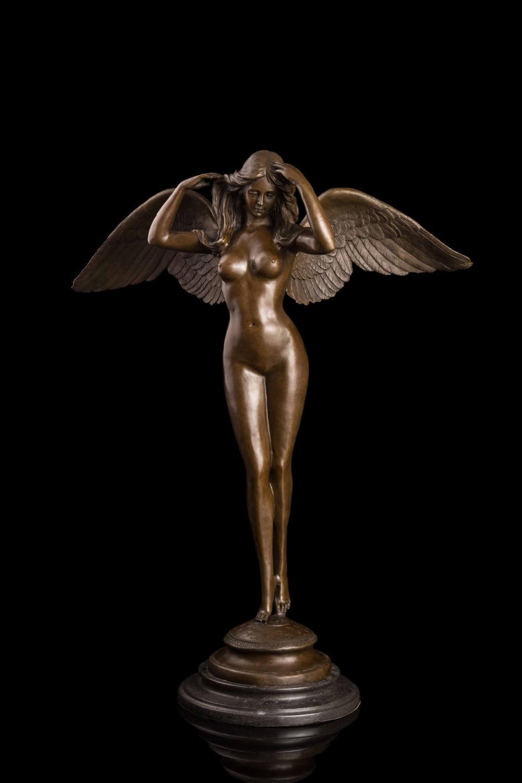 Handicraft dog manufacturer direct sale of bronze crafts animal sculpture series home Copper Brass crafts Head Statue Home
