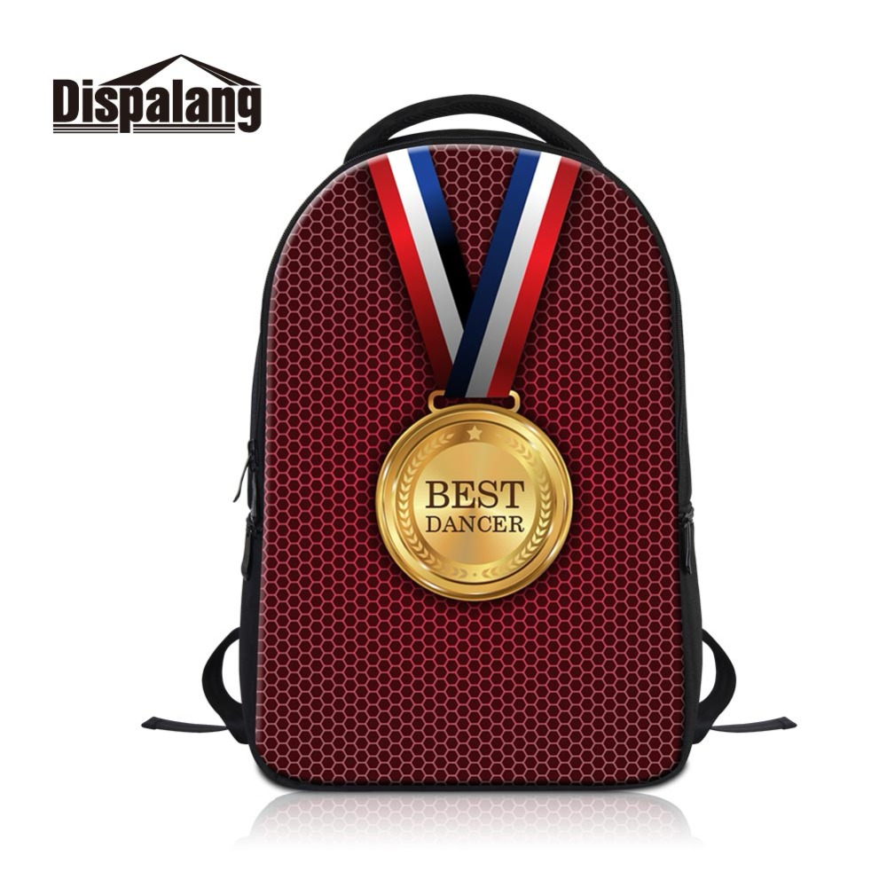 Dislapang Brand Stylish Laptop Backpack Large Capacity Schoolbag Computer Dailypack Men Functional Versatile Bags for Students Backpacks     - title=