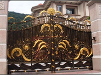 buy wrought iron gates electric sliding gates ornamental gates for sale
