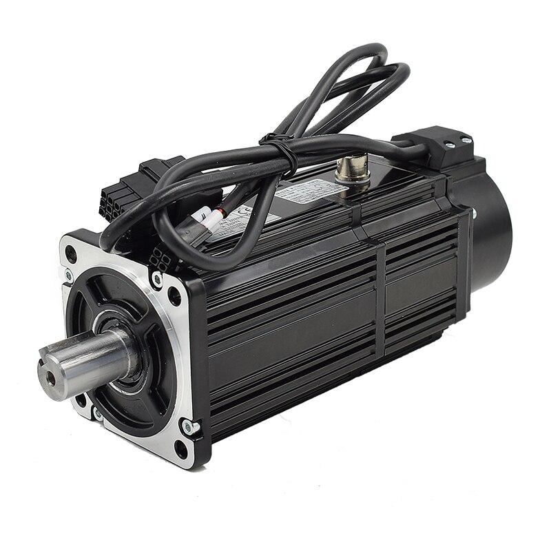 Professional single-Phase 220 v 750 w AC servo moteur pour machine à coudre