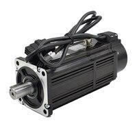 Professional single Phase 220V 750W AC servo motor for sewing machine