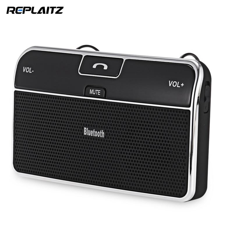 Aliexpress.com : Buy Replaitz LD 168 Universal Sun Visor Mounted Bluetooth Car Kit Music