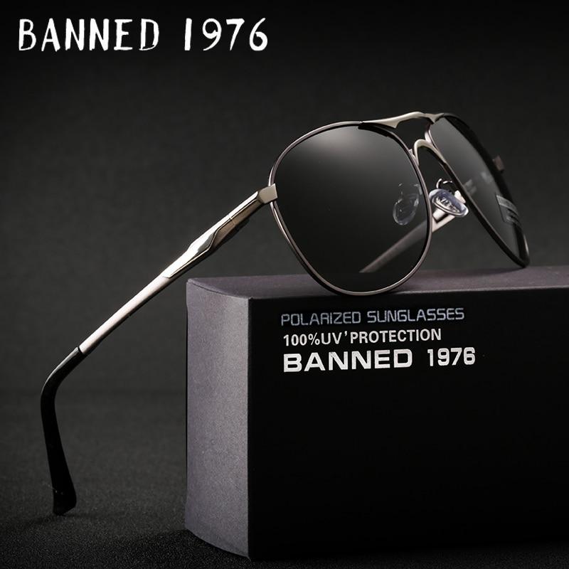 2017 Top Hohe Qualität Kühle Polarisierte Männer Sonnenbrille Marke Designer Uv400 Schutz Vintage Fahren Sonnenbrille Oculos