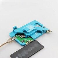 Iphone HDD жесткий диск iPhone чип флэш памяти NAND разъем Тесты инструмент для iphone 6S 6S P 7 7 P IC материнская плата приспособление Тесты ER