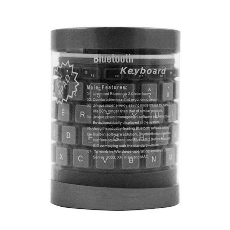 1 Bluetooth Sillicon Keyboard