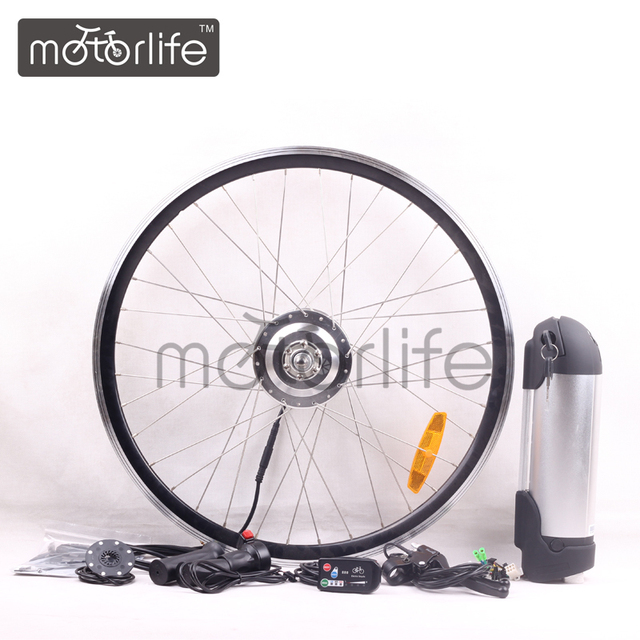 Don't buy electric bike, buy kit to convert your bicycle into electric bicycle, front V/D-brake electric bike kit free shipping