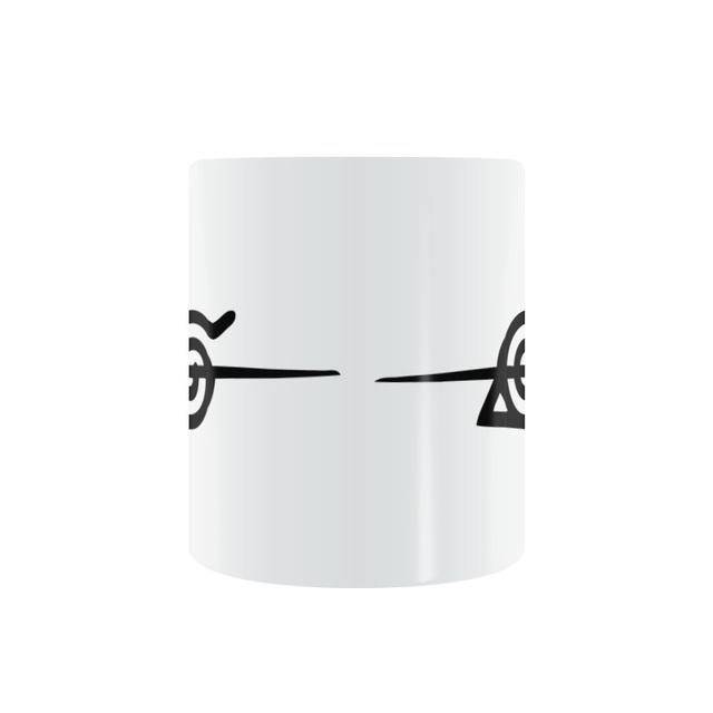Naruto  : Konoha Leaf Coffee Mug