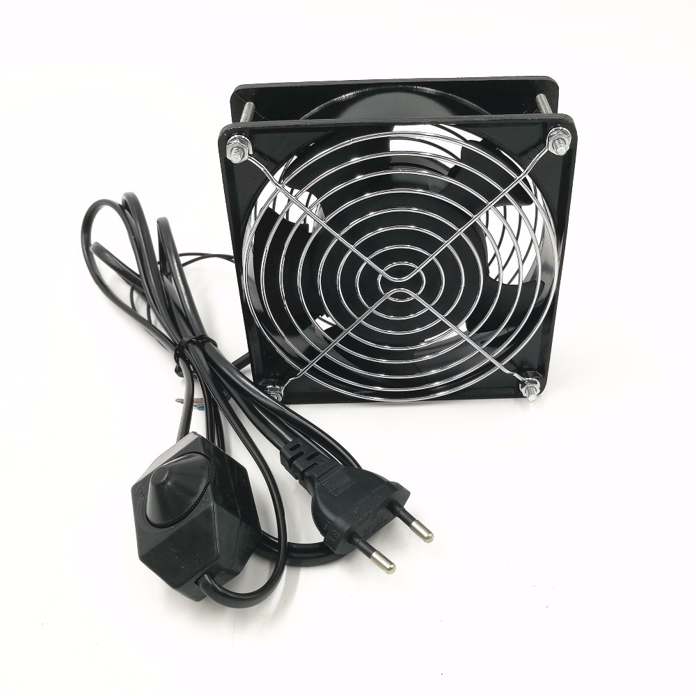 220V Exhaust Fan Soldering Iron Air Blower Soldering Station Welding Smoking Device Smoking Instrumen Fan Blow Adjustable Speed