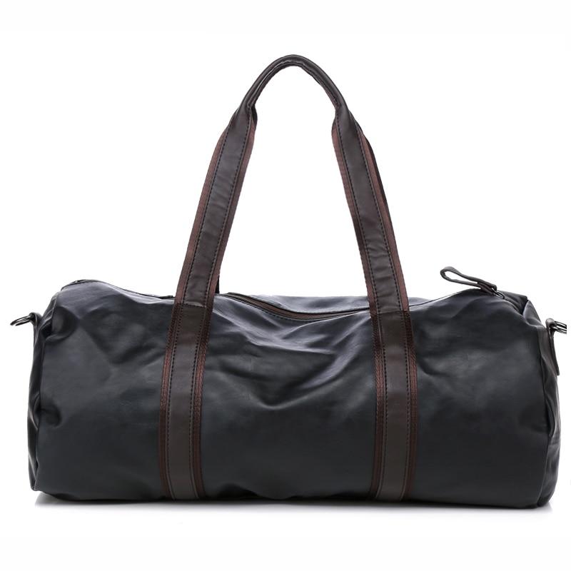 de couro homens sacolas de Modelo Número : Men Travel Bag