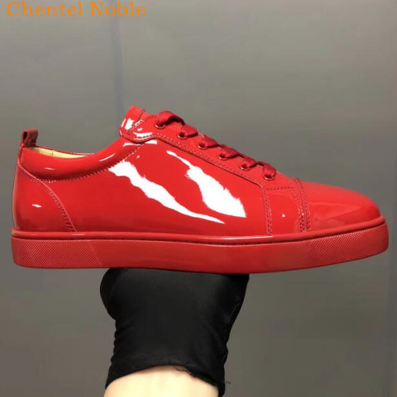 Buy red bottoms mens sneakers and get free shipping on AliExpress.com d1d9dee264bd