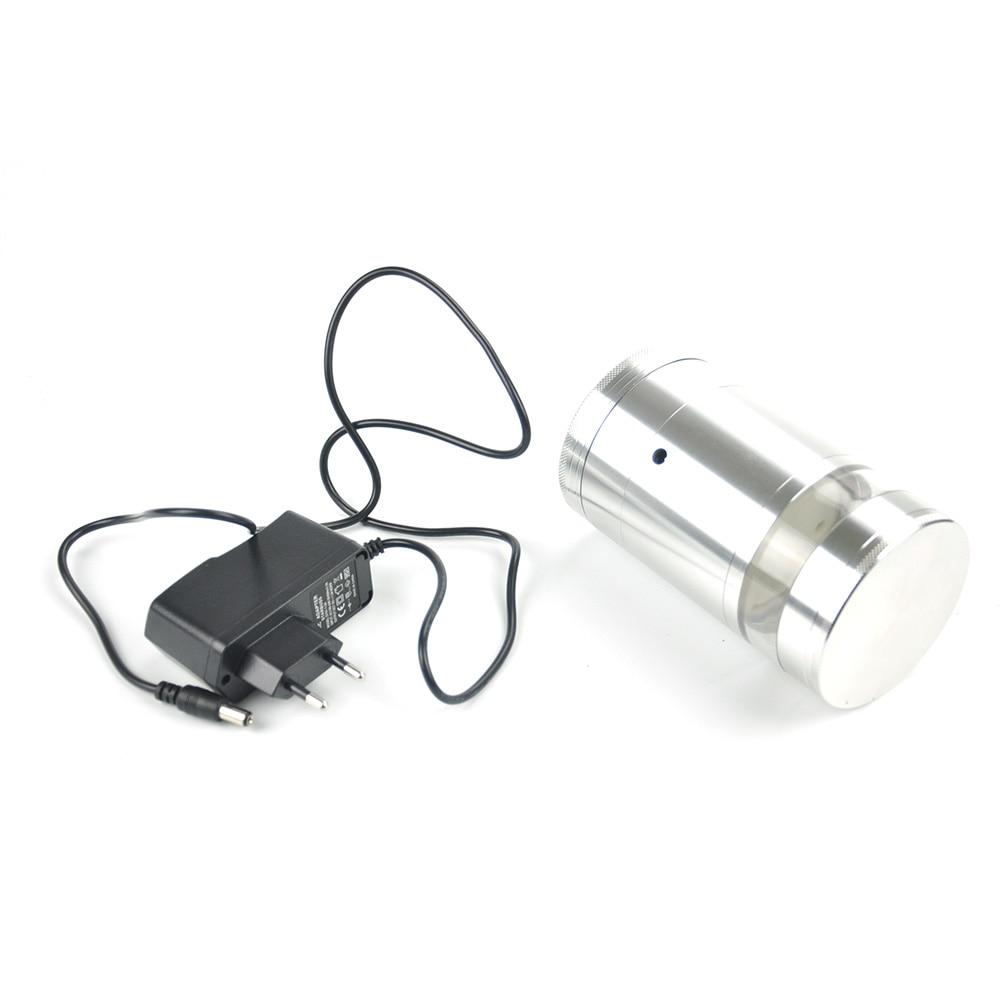 JIJU Ηλεκτρικό αλουμίνιο με μύλο χόρτου - Οικιακά είδη - Φωτογραφία 2