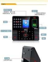Multilanguage ZKTeco iface102 Iface 102 Biometric Facial fingerprint time attendance Multifuncitonal Time recording Machine