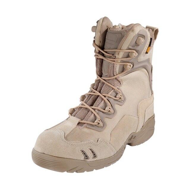 qualità eccellente comprare a buon mercato prodotti caldi Nuovo Stile! tattici degli uomini per arrampicata scarponi da montagna  scarpe da trekking leggero e traspirante scarpe outdoor