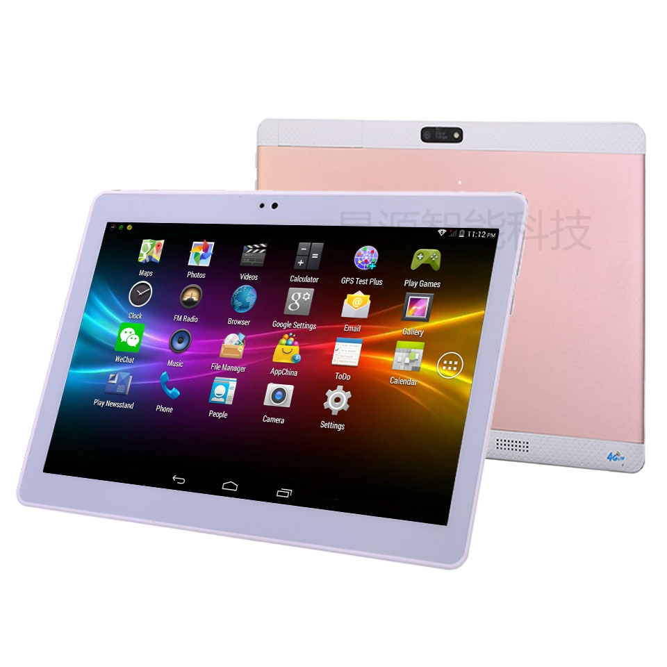 Free Shipping BMXC android tablet 10 1 inch 3G 4G Tablet PC Metal Cover Quad Core