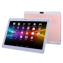 Free Shipping BMXC android tablet 10.1 inch 3G/4G Tablet PC Metal Cover Quad Core SIM Card 32GB ROM 1920*1200 HD Screen WIFI GPS