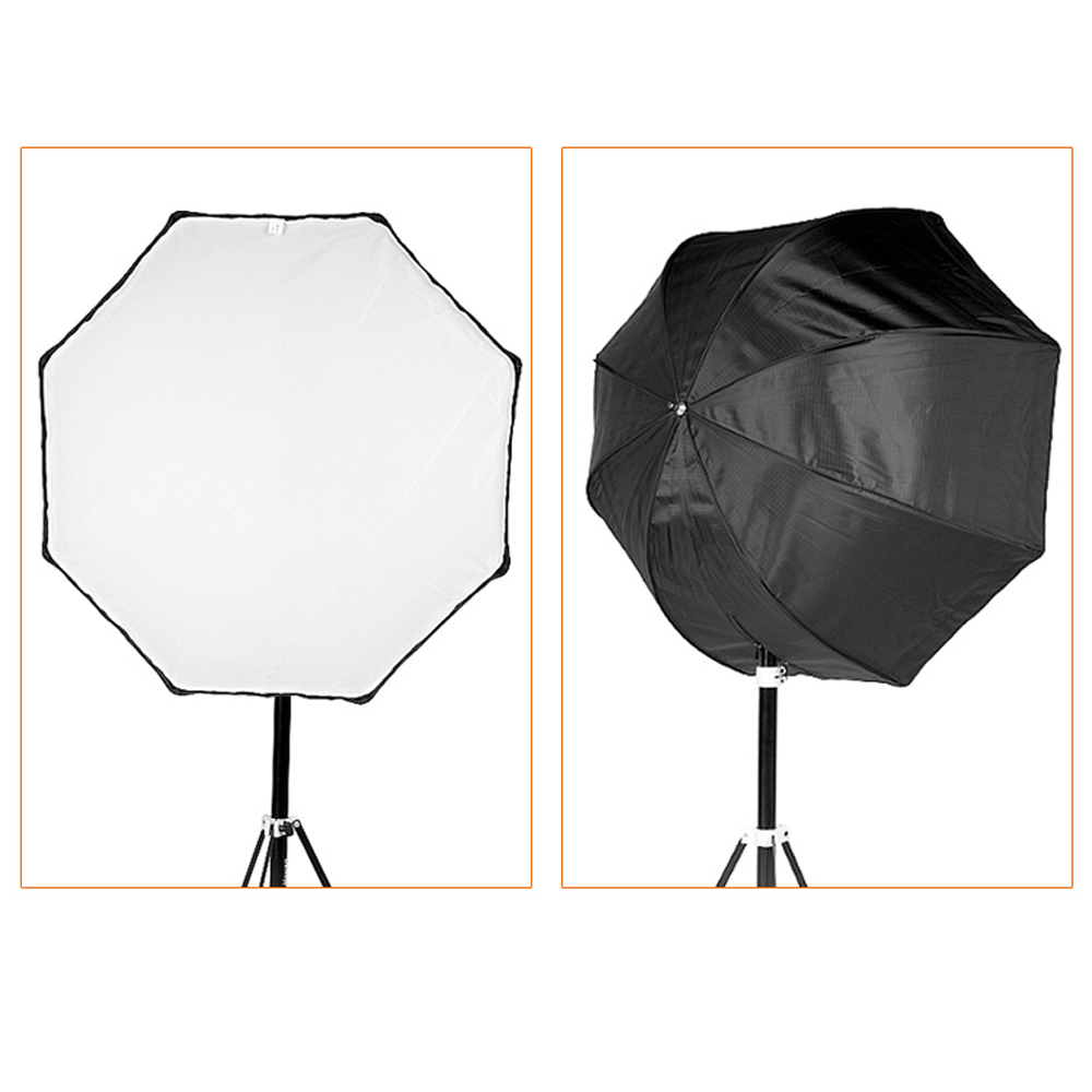 Godox Photo Studio 80cm 31 5in Portable Octagon Flash Speedlight Speedlite Umbrella Softbox Soft Box Brolly