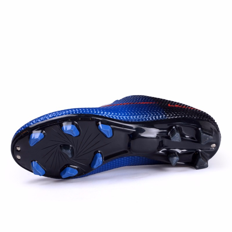 New FG Football Boots Cleats Soccer Shoes Kids Boys Girls Chuteiras botas de futbol voetbalschoenen chaussure foot Chuteiras 14