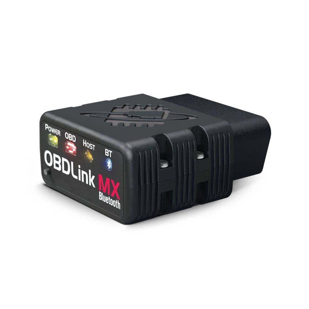 OBDLink MX Bluetooth: Professional Grade OBD2 Automotive Scan Tool for Windows and Android DIY Car and Truck Data diagnostics image