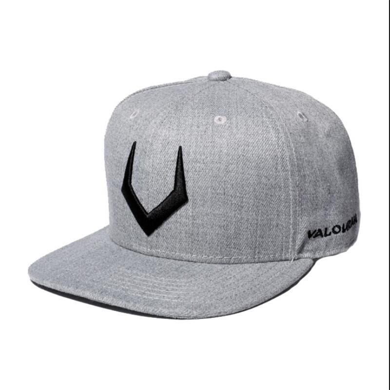 2017  High quality grey wool snapback 3D pierced embroidery hip hop cap flat bill baseball cap for men and women free shipping pierced