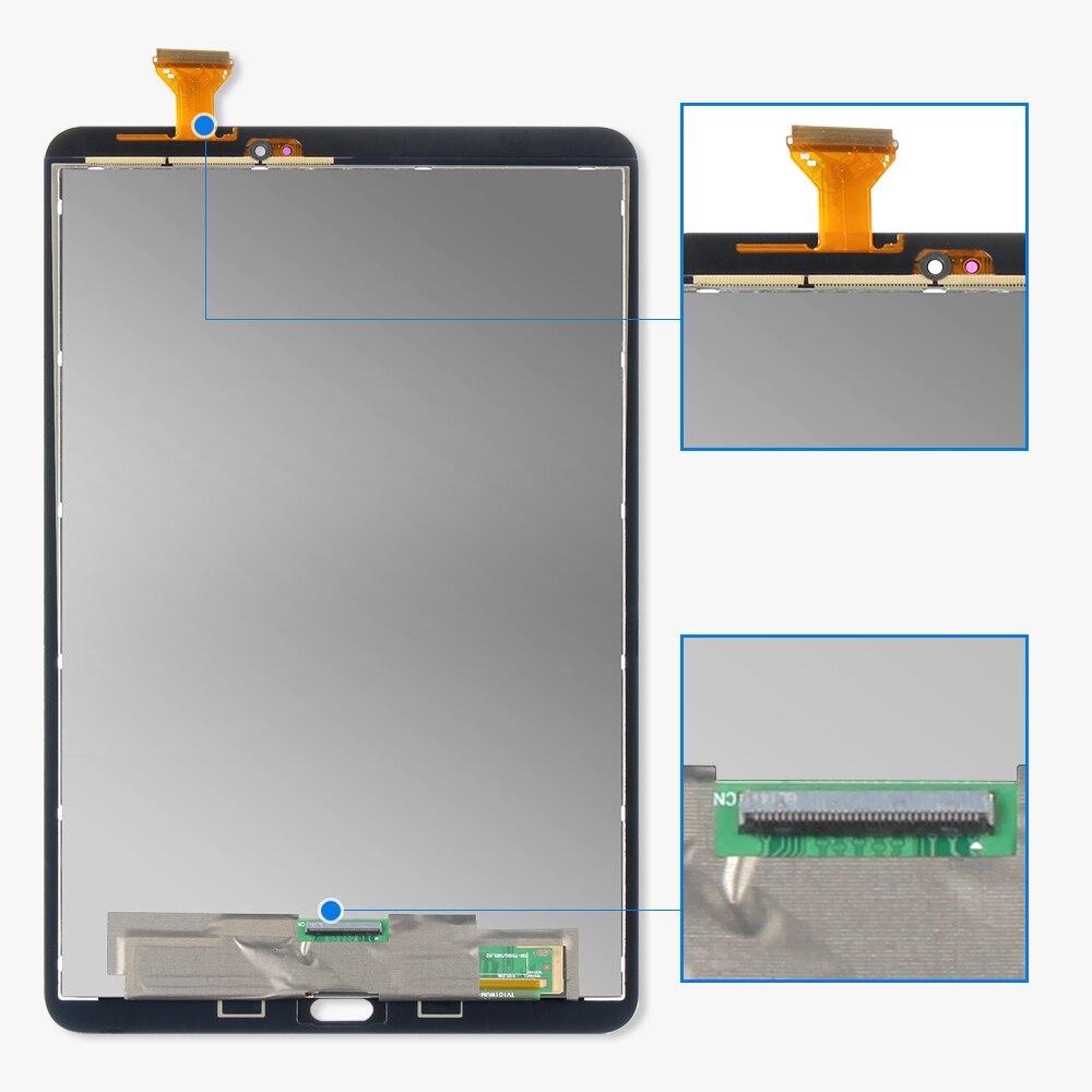 SM T580 LCD pour Samsung Galaxy Tab A 10.1 SM-T580 écran SM-T585 LCD matrice écran tactile T585 numériseur assemblée remplacement - 5