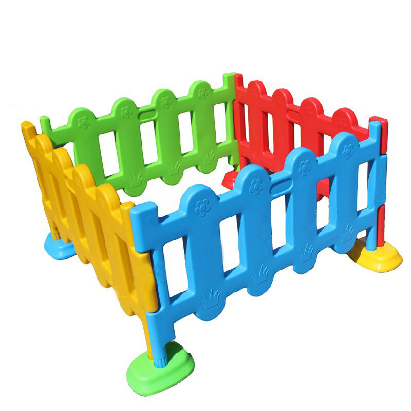 Baby Guardrail Fence Baby Guardrail Fence Plastic Child Thickening Fences Baby Playpens Child Toy Plastic Playpens fences fences lesser oceans lp