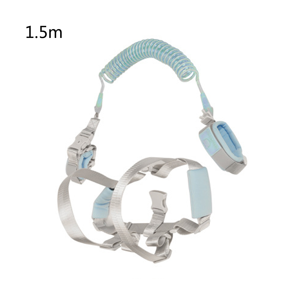Premium New Toddler Leash For Walking Baby Safety Harnesses Leashes With Lock For Kids Anti Lost Wrist Link Safety Wrist Link