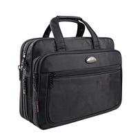 Hot Selling Men Bag Satchels Briefcase Laptop Bag Oxford Cloth Large Capacity Multifunction Handbags High Quality